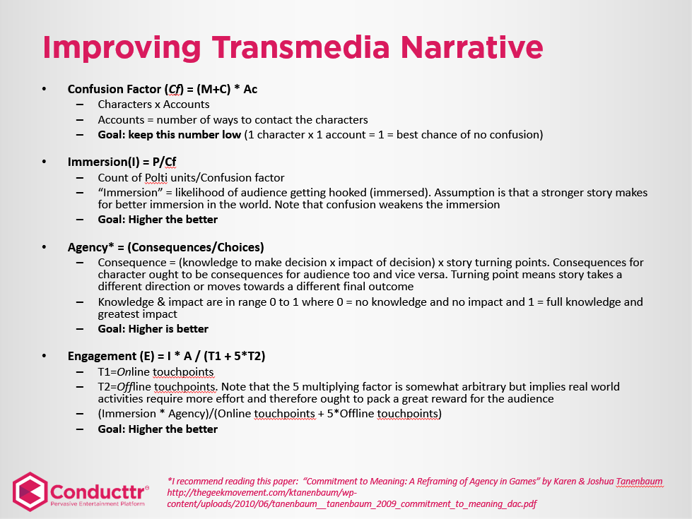 improving_transmedia_narratives